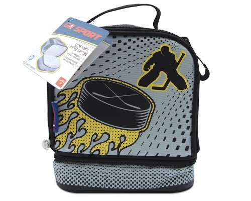 Neat-Oh Neat-Oh!® Go Sport Hockey Lunch Box