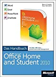 img - for Microsoft Office Home and Student 2010 - Das Handbuch: Word, Excel, PowerPoint, OneNote book / textbook / text book