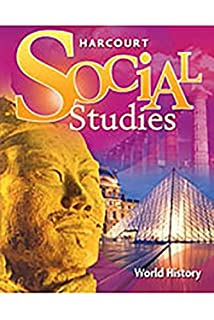 Amazon harcourt horizons world history activity book harcourt social studies student edition world history 2007 fandeluxe Choice Image