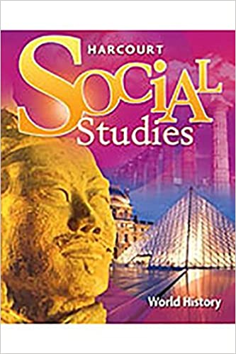 Amazon harcourt social studies student edition world history amazon harcourt social studies student edition world history 2007 9780153542367 harcourt school publishers books fandeluxe Images