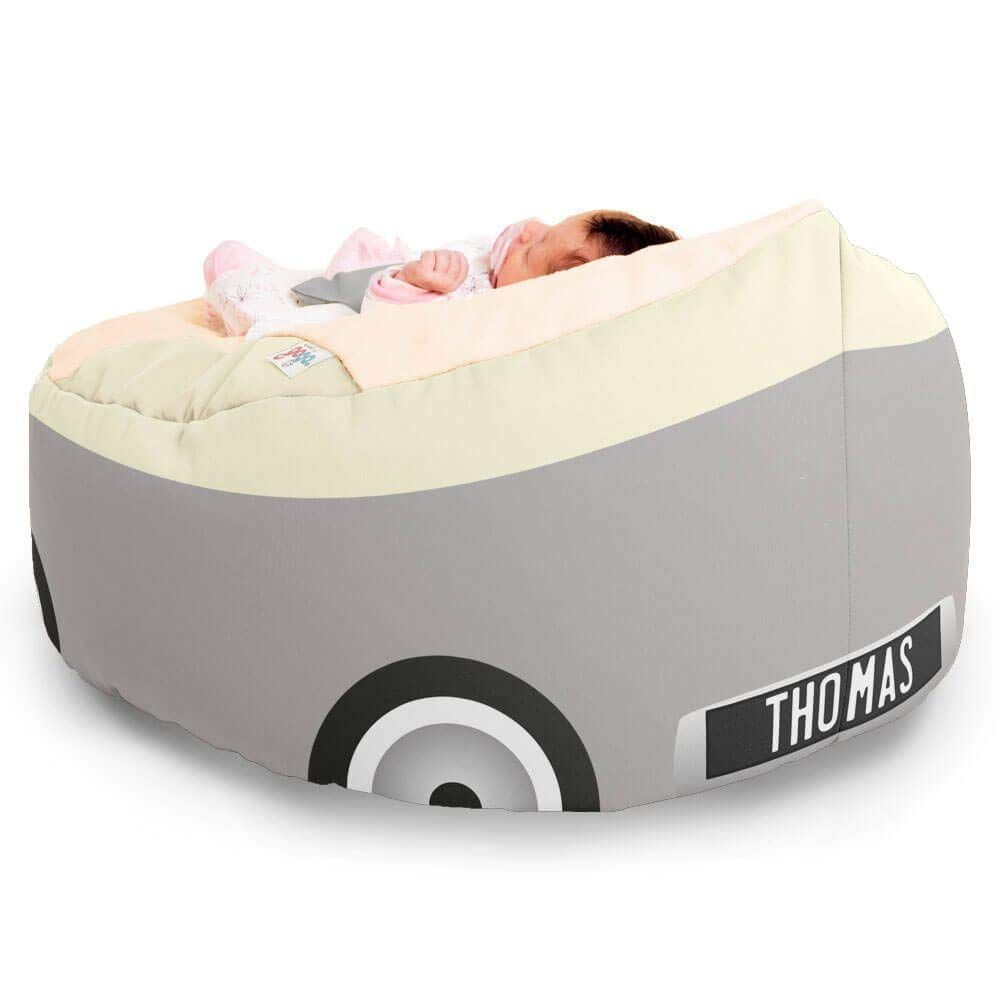 Pleasant Gaga Cuddlesoft Iconic Campervan Baby Bean Bags Choose Gamerscity Chair Design For Home Gamerscityorg