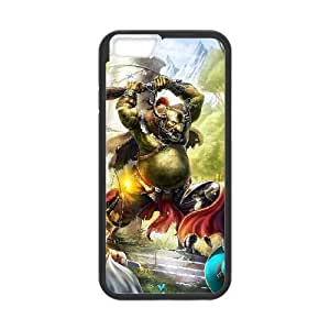 Trine 2 iPhone 6 4.7 Inch Cell Phone Case Black PSOC6002625563896