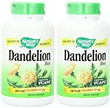 Cheap Nature's Way, Dandelion Root, 525 mg, 180 Vcaps