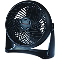 Honeywell HT-900 TurboForce Air Circulator Fan, Black