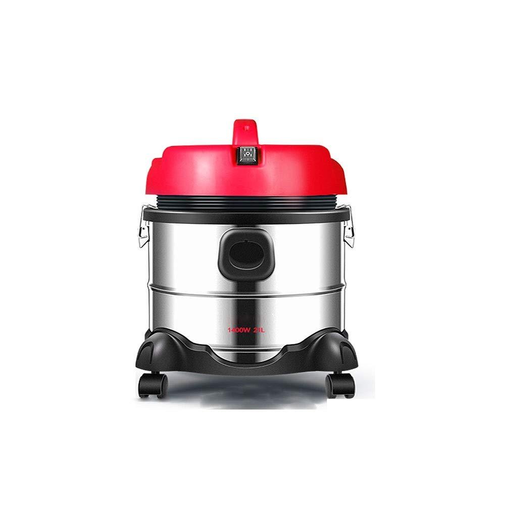 掃除機家庭用強力なハイパワー乾式および湿式小型手持ちバレルホテル掃除機T3143R   B07NR3B8BF