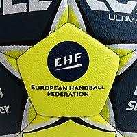 Select Hentbol Topu, Unisex, Sarı Lacivert