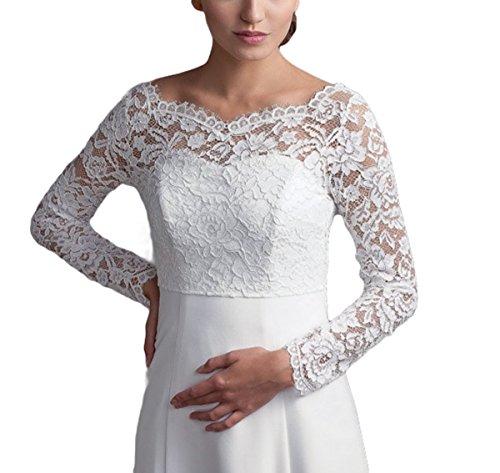 Lace Bolero Bridal - 4