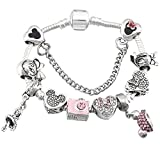 Best Mickey    Holders - YouzhiWan007 A Variety of Design Charm Bracelet Review