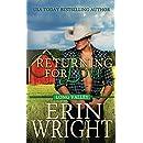 Returning for Love: A Western Romance Novel (Long Valley) (Volume 4)