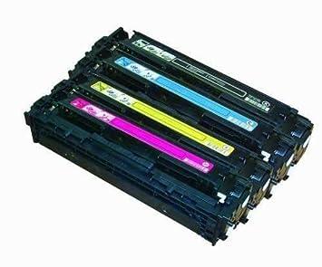 126A Toner HP Generico CE310A CE311A CE312A CE313A Pack 4 ...