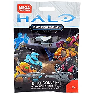 Mega Construx Halo Micro Action Figures Battle for The Ark Series CNC84 Blind Bag
