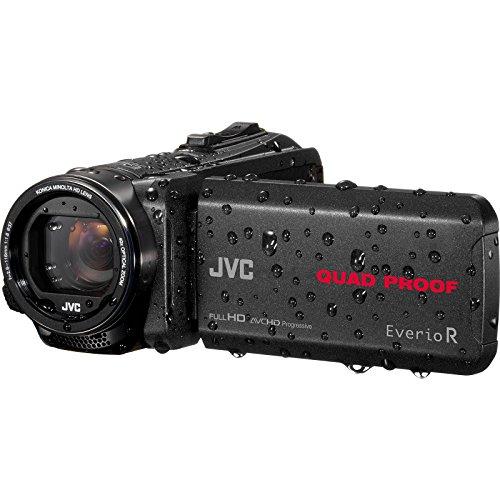 JVC Everio GZ-R550 Quad Proof Full HD 32GB Digital Video ...