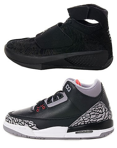 (Jordan Collezione Pack 20/3 (GS) 338154 991 (7 M US Big Kid))