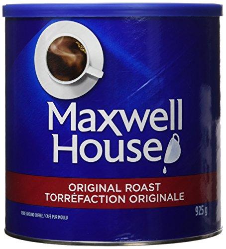 MAXWELL HOUSE Original Roast Ground Coffee 925G