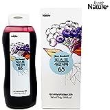 JustAronia65, 65brix Polish Aroniaberry Juice Concentrate 19.61 fl oz - Rich in Antioxidants