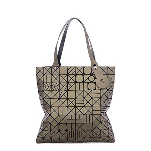 BagDesigner Shoulder Women Bags QualityHandbag Blue High Small Folding Small Tote Capacity Brown wCtn6tIq