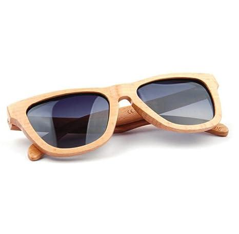 Palo De Rosa Retro Gafas De Sol Polarizadas Gafas De Sol ...