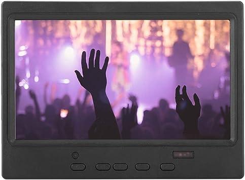 Monitor portátil de 7 Pulgadas Resolución 1024x600 Pantalla LCD ...