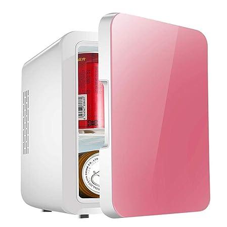 wangt Mini Nevera 4L,Inicio/Coche Refrigerador del Coche 12V Uso ...