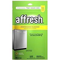 Limpiador para lavaplatos Affresh W10282479, 6 tabletas