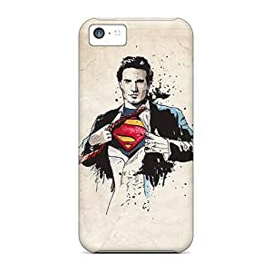 New Arrival Iphone 5c Case Superman Poster Case Cover