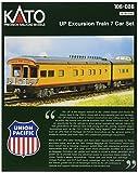 Kato USA Model Train Products N Scale Union Pacific