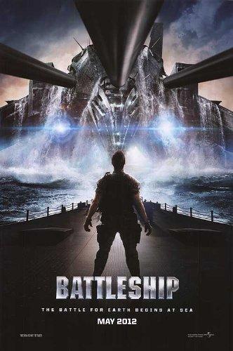 Battleship Original 27 X 40 Theatrical Movie Poster