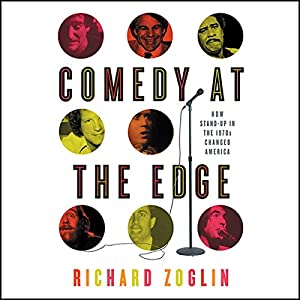 Comedy at the Edge Audiobook