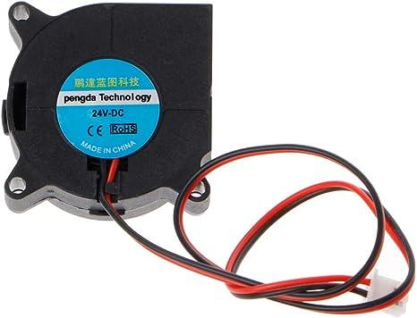 WINJEE, Ventilateur de Refroidissement 40x40x20mm DC 24V à 2