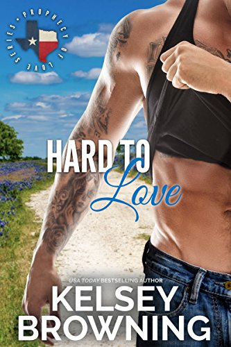 Hard to Love (Prophecy of Love Book 2) ()
