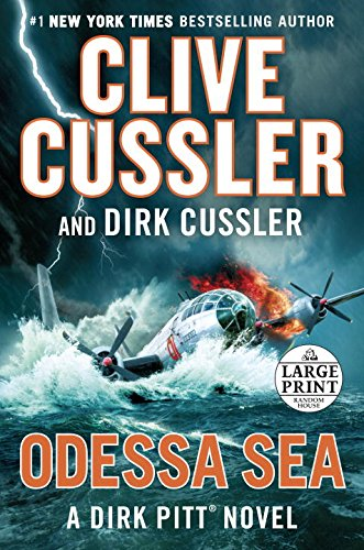 Book Cover: Odessa Sea
