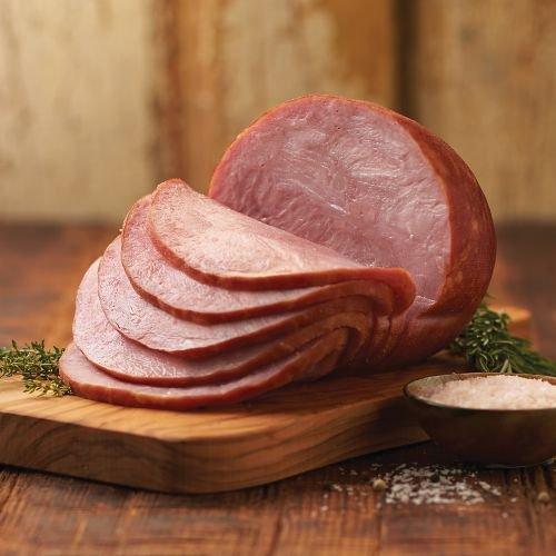 Boneless Smoked Ham (Omaha Steaks 1 (2 lbs.) Boneless Smoked Ham)