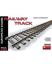 Unbekannt Mini Tipo 35561–Accesorios de construcción Railway Track European Gauge