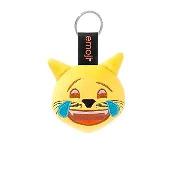 Llavero gato lagrimas de risa by emoji®, llavero emoji ...
