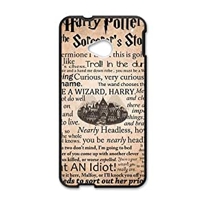 Happy Harry Potter Brand New And Custom Hard Case Cover Protector For HTC One M7