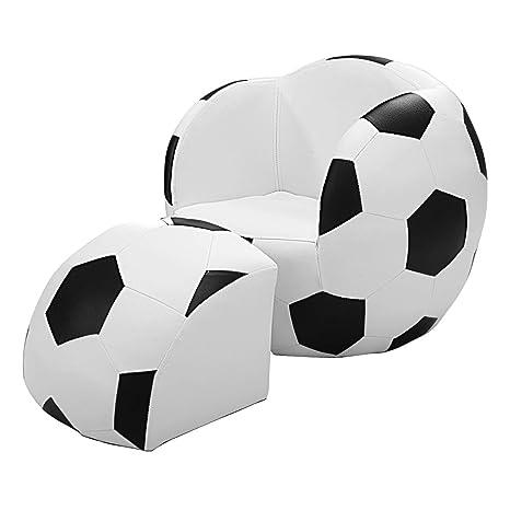 Amazon.com: costzon Kids Soccer sofá, silla y los niños ...