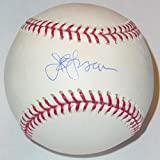 JEFF SUPPAN SIGNED BASEBALL SAN FRANCISCO GIANTS BOSTON RED SOX ROYALS CARDINALS