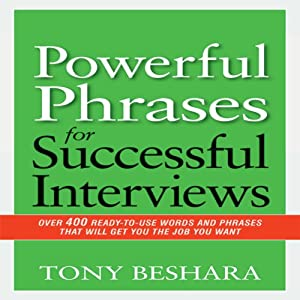 Powerful Phrases for Successful Interviews Audiobook
