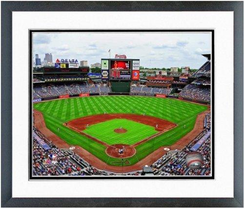 Atlanta Braves Turner Field MLB Stadium Photo (Size: 18