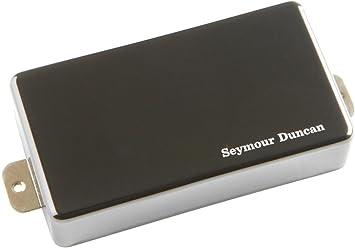 Amazon.com: Seymour Duncan AHB-1 Blackouts Active Humbucker ...