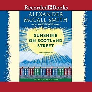Sunshine on Scotland Street Audiobook