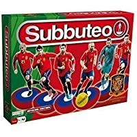 Subbuteo- Playset Selección Española de Fútbol, (Eleven Force 0)