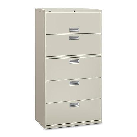 Ordinaire HON685LQ   HON 600 Series Five Drawer Lateral File