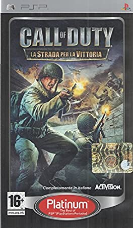 Call of Duty: The Road to Victory(PSP)