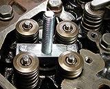 Tork Tools Compatible with Cummins Dodge Super Easy VALVE SPRING COMPRESSOR 24-Valve 5.9 and 6.7 Tork Tools CVSC010