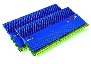 Kingston HyperX 4 GB Kit (2x2 GB Modules) 1066MHz DDR2 DIMM Desktop Memory KHX8500D2T1K2/4G