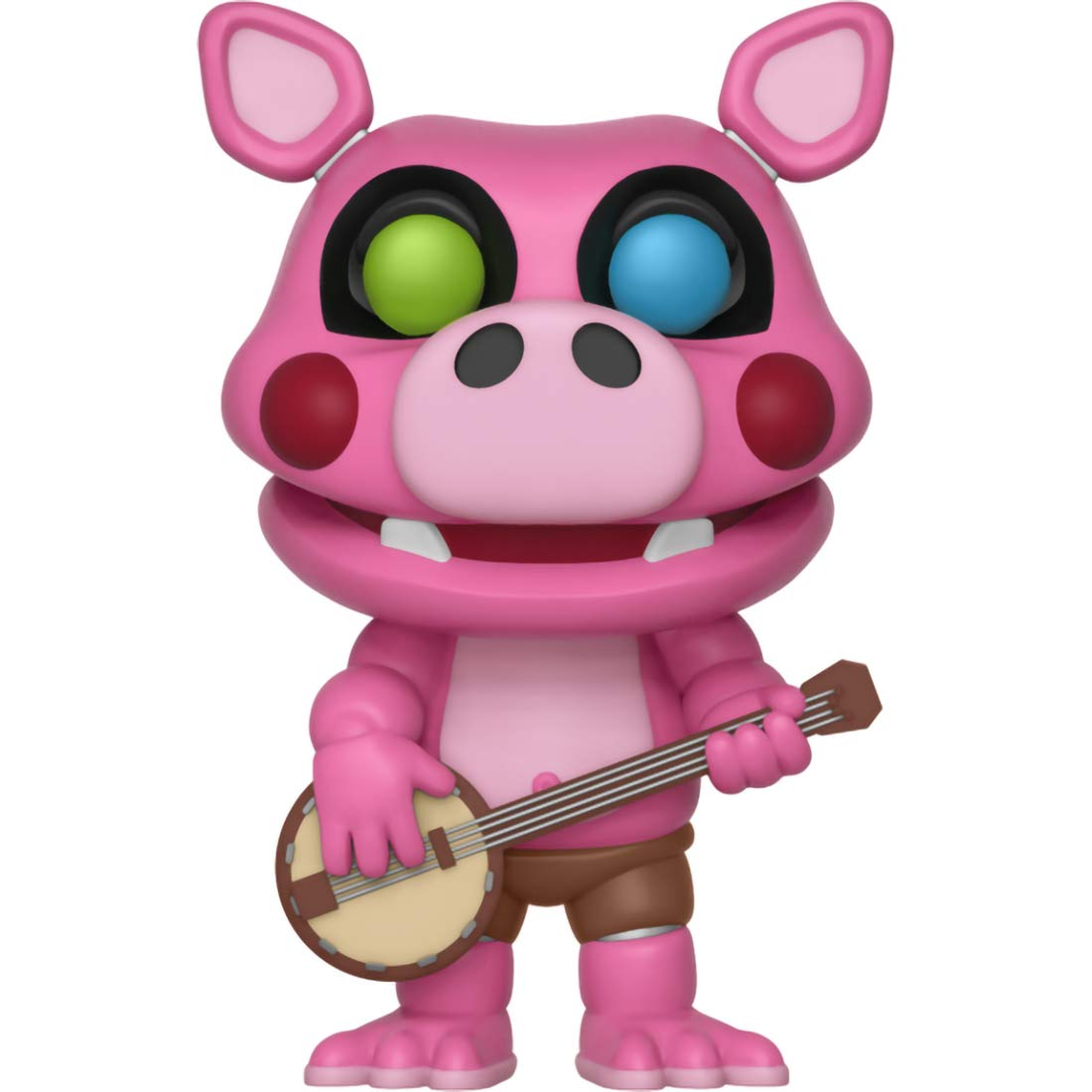 #364 // 32056 - B Games Vinyl Figure /& 1 POP Compatible PET Plastic Graphical Protector Bundle Pig Patch: Five Nights at Freddys x Funko POP