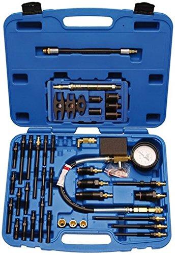 BGS 8400 Kompressionstester-Set f/ür Benzin /& Diesel Motoren