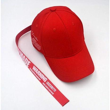 QEERT Sombrero Moda Mujer Gorra de béisbol Unisex Gorras Sombreros ...