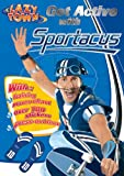 Get Active with Sportacus (Lazytown Colouring & Activity)